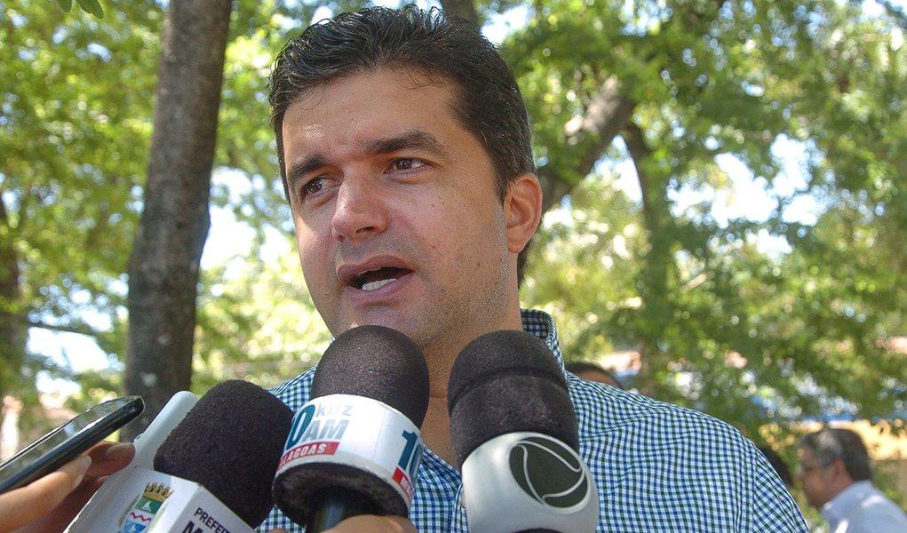 Ib Breda - Secretário de Infraestrutura Foto:Marco Antônio/Secom Maceió