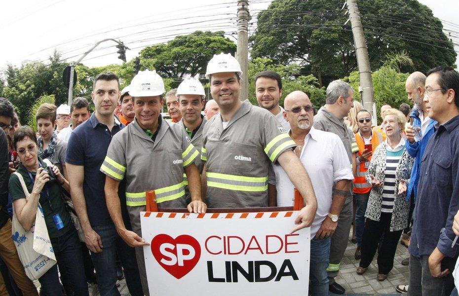 João Doria Cidade Linda