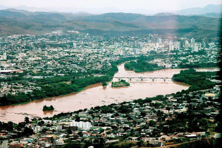 Rio Doce. 11-11-2015- Governador Valadares. Foto: Manoel Marques/imprensa-MG