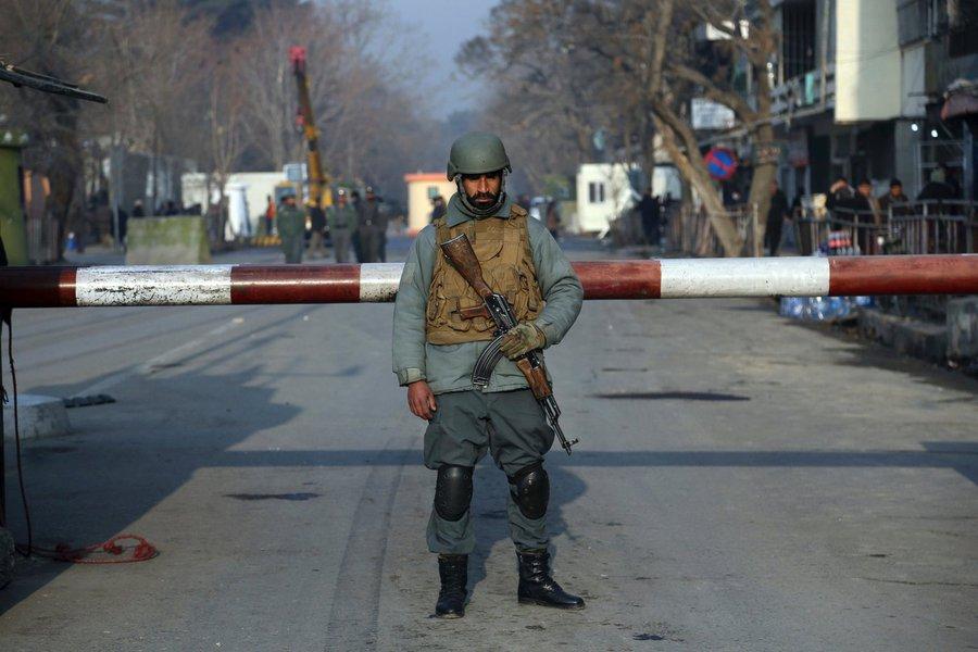 Soldado das forças de segurança afegã, Afeganistão