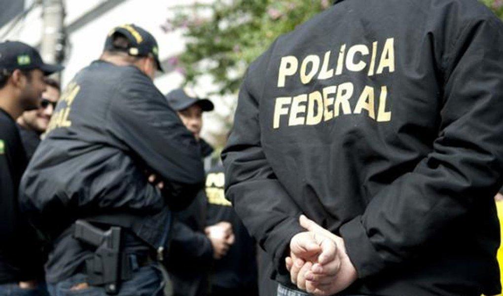 Polícia FederalMarcelo Camargo / Arquivo Agência Brasil