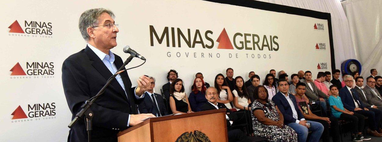 Governador Fernando Pimentel participa do lançamento do Programa Mais oportunidades e da abertura da Inova Minas. 15-09-2017- Palácio da Liberdade Foto: Manoel Marques/imprensa-Mg
