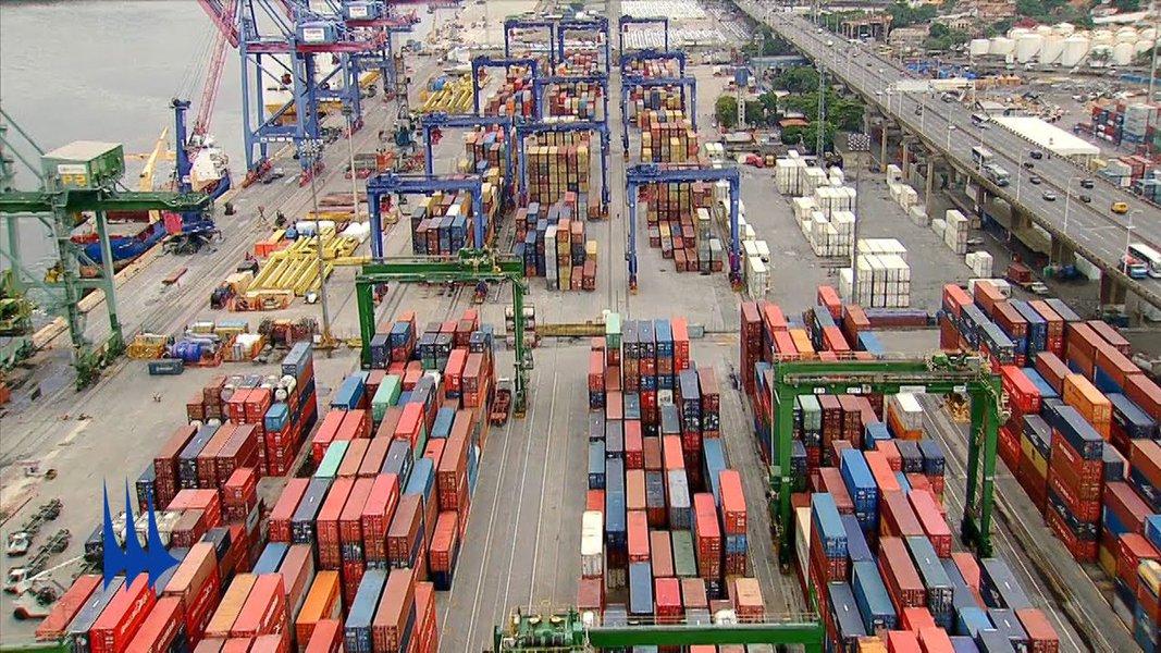 Exportações baianas