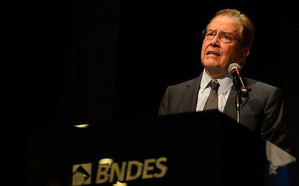 Rio de Janeiro - Paulo Rabello de Castro toma posse na presidência do Banco Nacional de Desenvolvimento Econômico e Social (BNDES) (Fernando Frazão/Agênci Brasil)