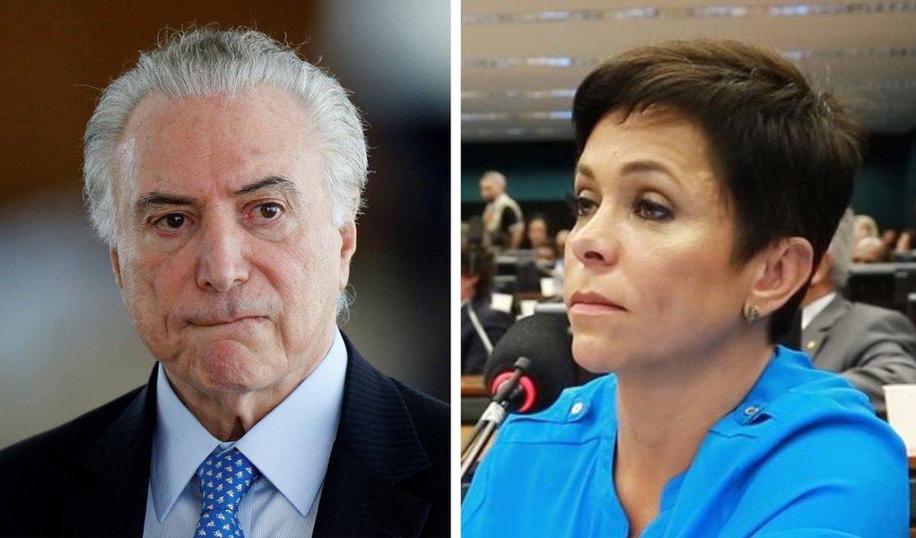 temer cristiane brasil