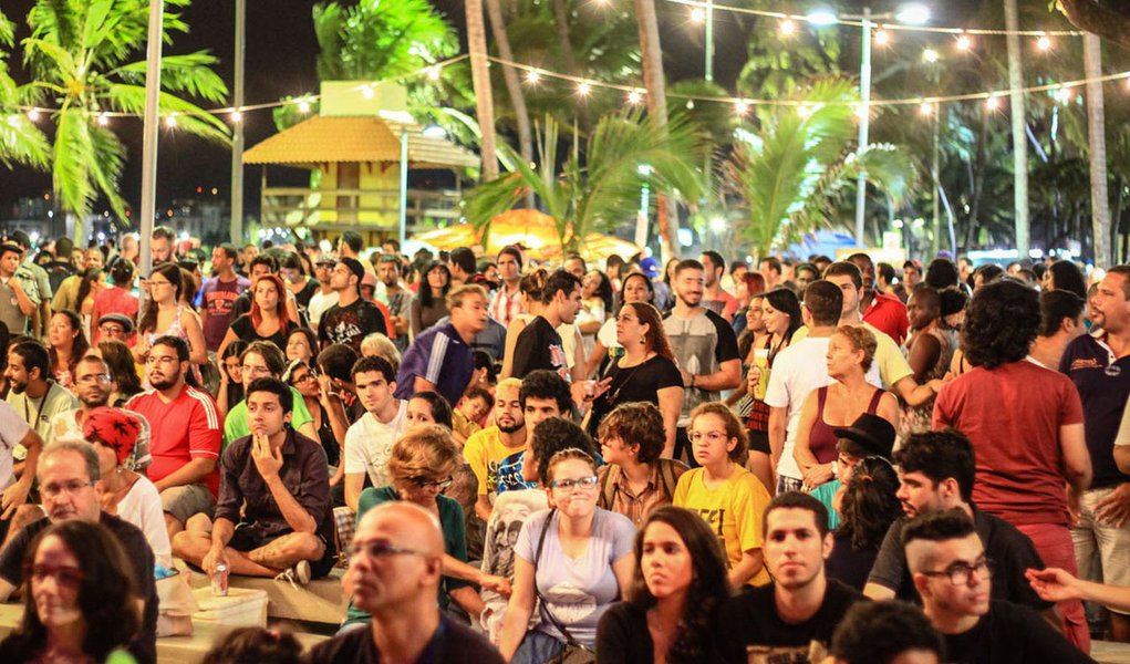 Carnaval - Posto 7 - Polo Alternativo Foto: Pei Fon/ Secom Maceió