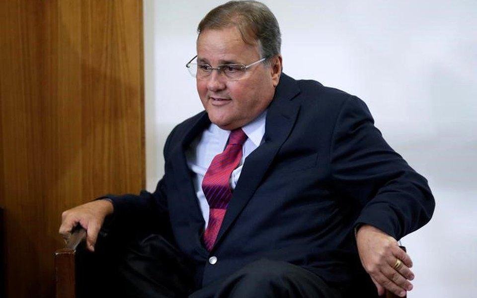 Ex-ministro Geddel Vieira Lima em Brasília 22/11/2016 REUTERS/Ueslei Marcelino