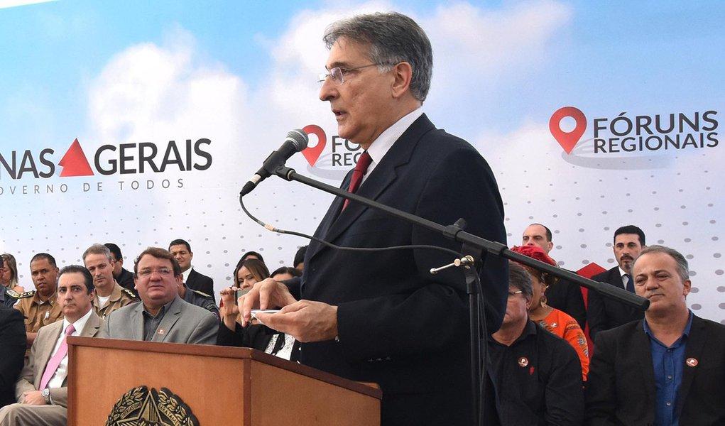 Governador Fernando Pimentel participa dos Fóruns Regionais de Caratinga. 30-11-2017-Caratinga Foto: Manoel Marques/imprensa-MG