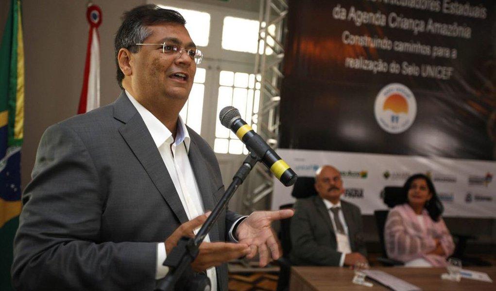 Governador participa de encontro do Unicef no Pará. Fotos: Antônio Silva/Agência Pará