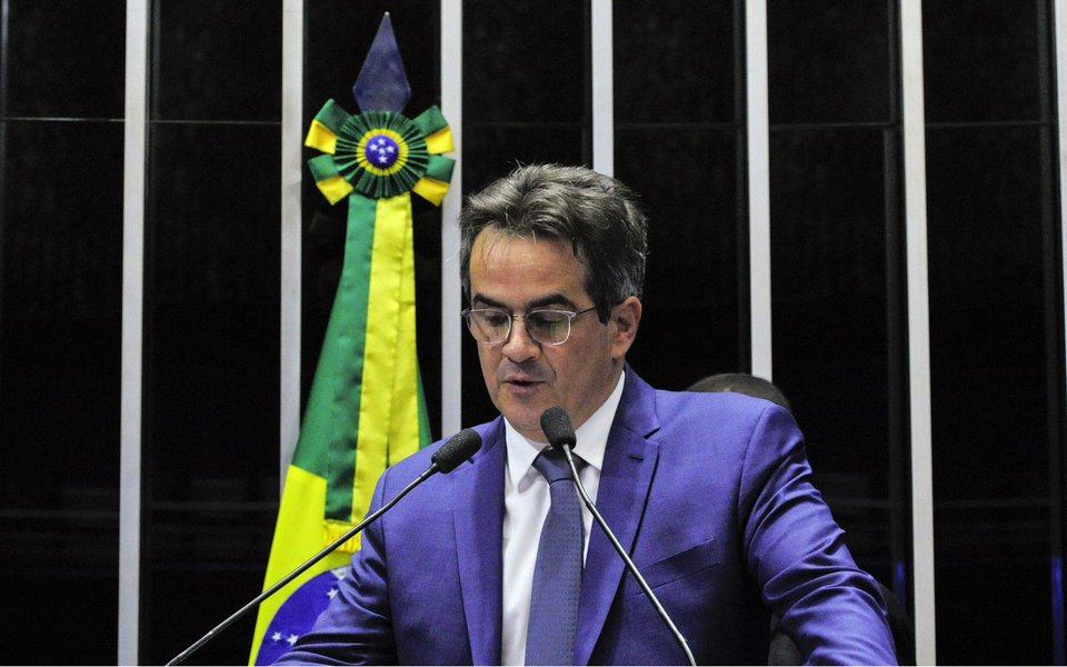 Plenário do Senado durante sessão deliberativa ordinária. Ordem do dia. Em pronunciamento, Foto: Moreira Mariz/Agência Senado