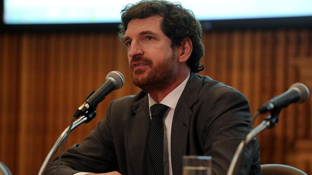 Secretário da Casa Civil concede entrevista sobre obras da Linha 4
