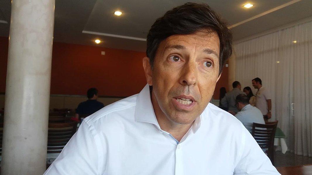 Partido Novo lança o nome do empresário João Amoêdo à Presidência da República