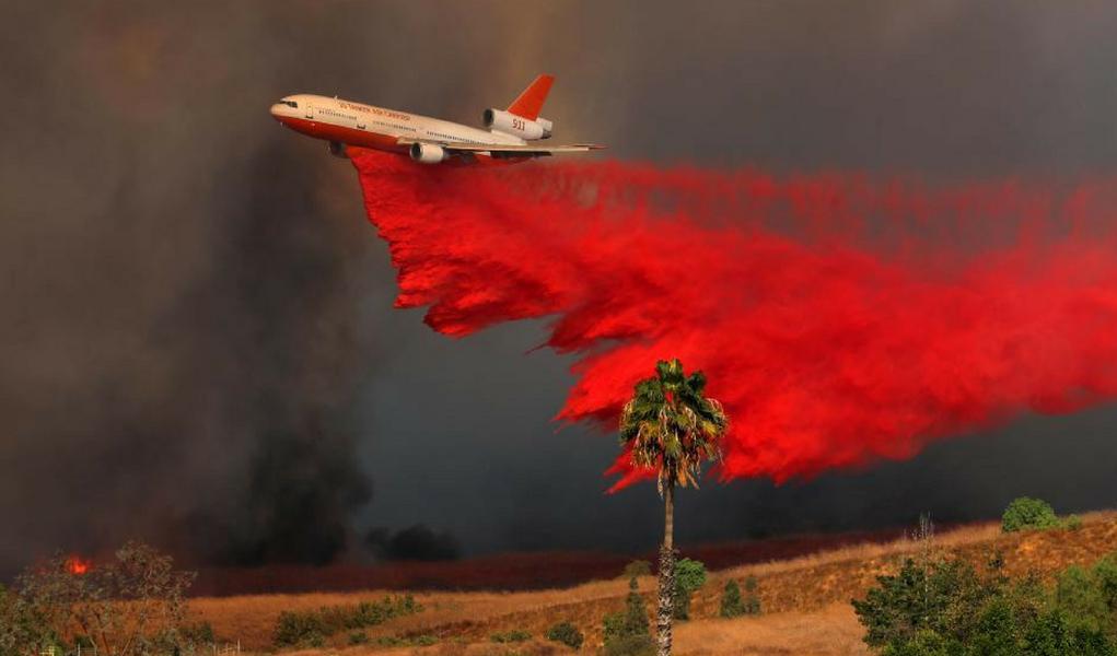 california, incêndio