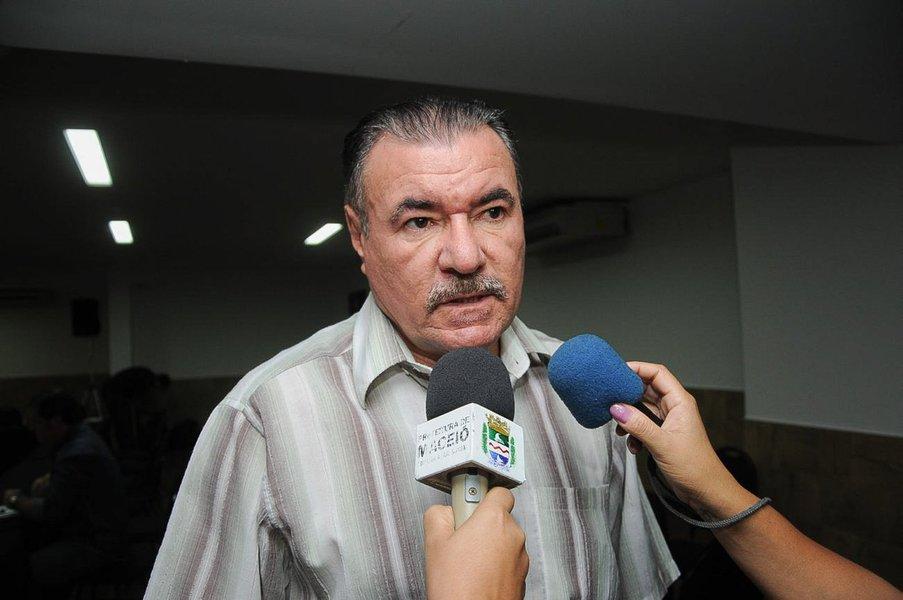 Cícero Almeida - Deputado Federal Foto:Marco Antônio/Secom Maceió
