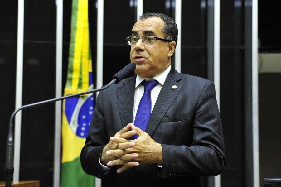 Deputado Celso Jacob (PMDB-RJ) é preso em Brasília