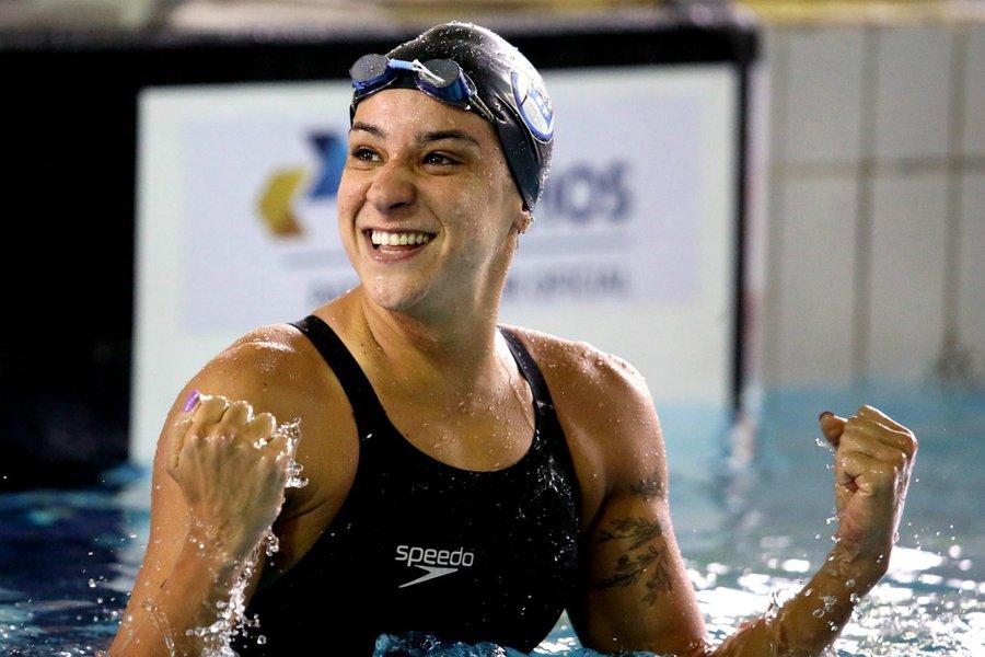 nadadora pernambucana Joanna Maranhão