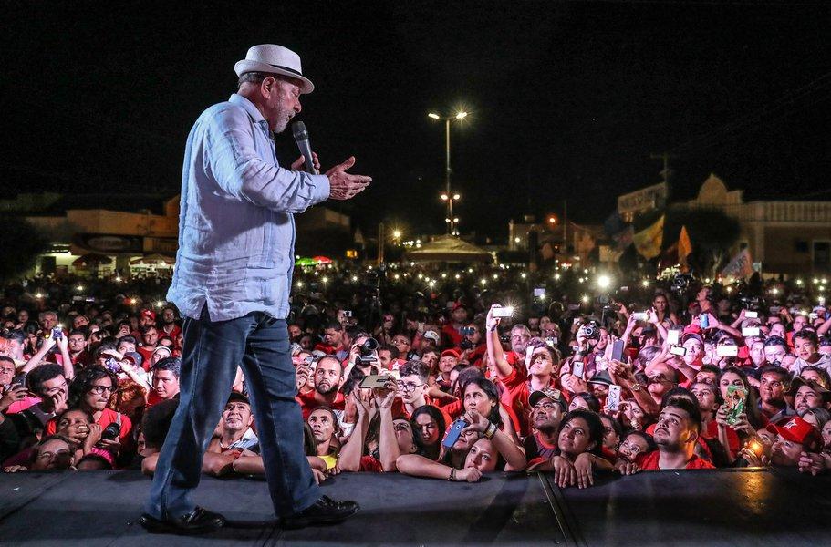 Lula no Rio Grande do Norte