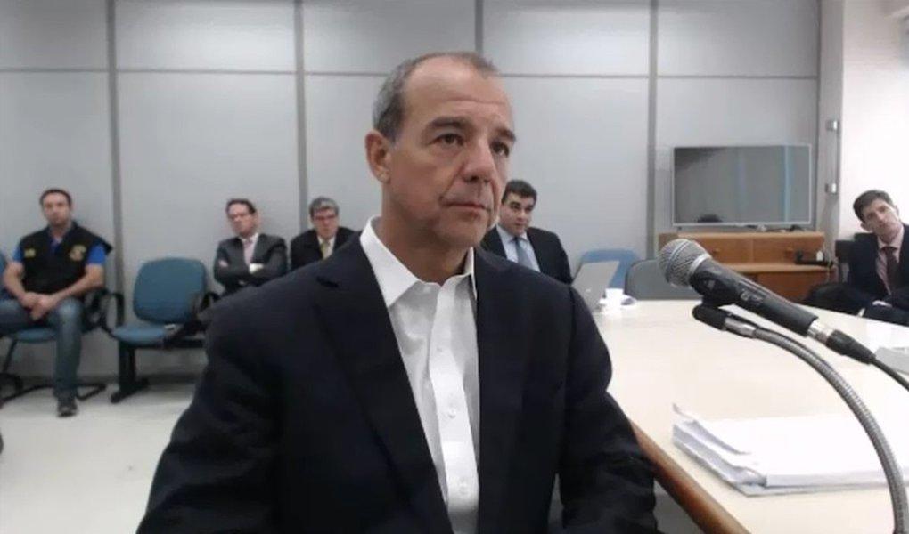 Ex-governador do Rio Sérgio Cabral