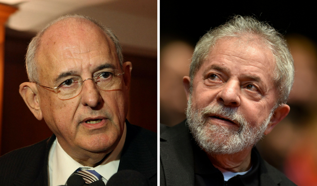 Nelson Jobim e Lula