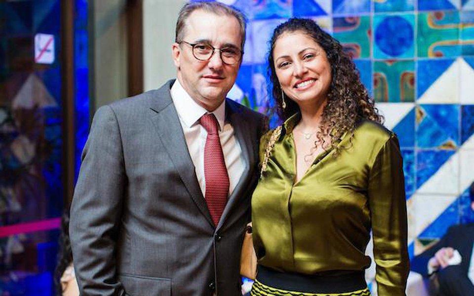 Admar Gonzaga e Elida Gonzaga