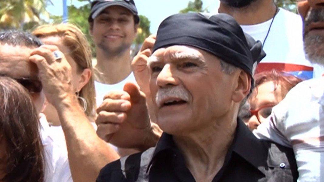 Líder de movimento pela independência de Porto Rico, Oscar López Rivera