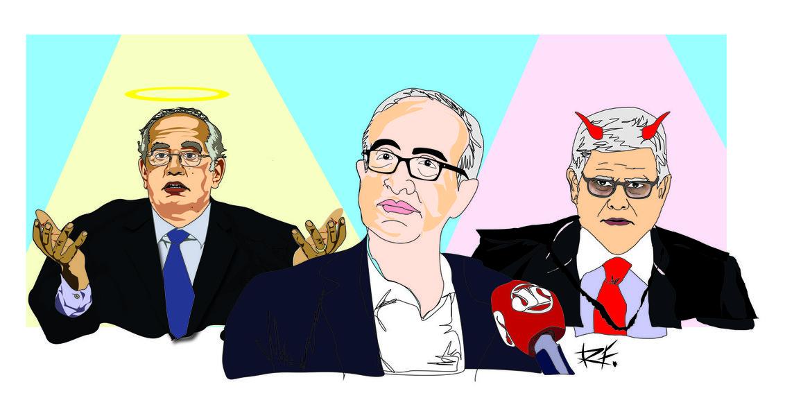 Imagem para artigo de Ricardo Fonseca - Propedeuta Reinaldo: um mal necessário