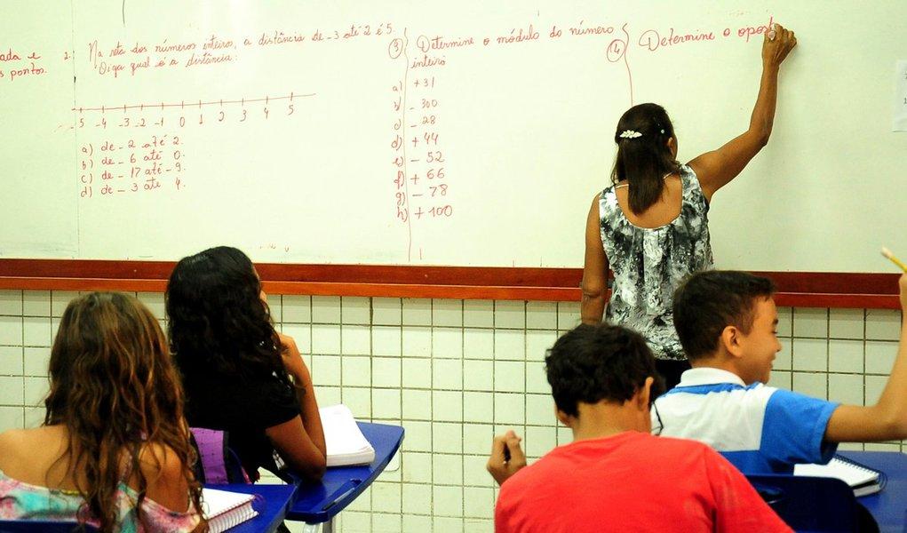 Em 18 meses de gestão, o governo do Maranhão efetivou várias ações que resultaram em ganhos salariais concretos e históricos para os profissionais da educação. Foto: Divulgação