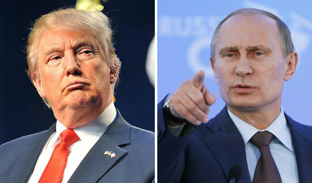 Trump vs Putin