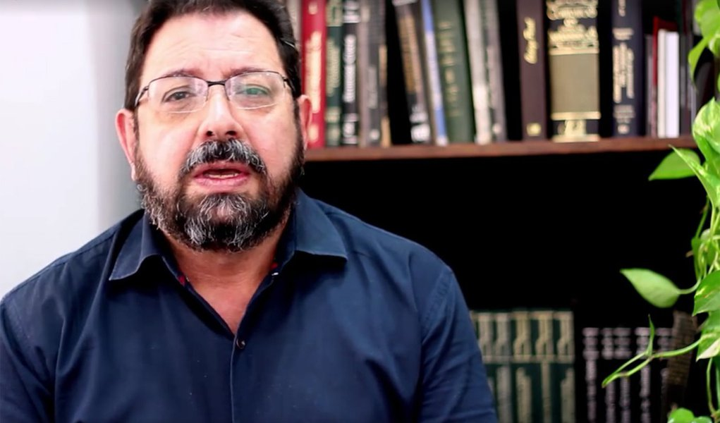 Blogueiro Eduardo Guimarães, do Blog da Cidadania