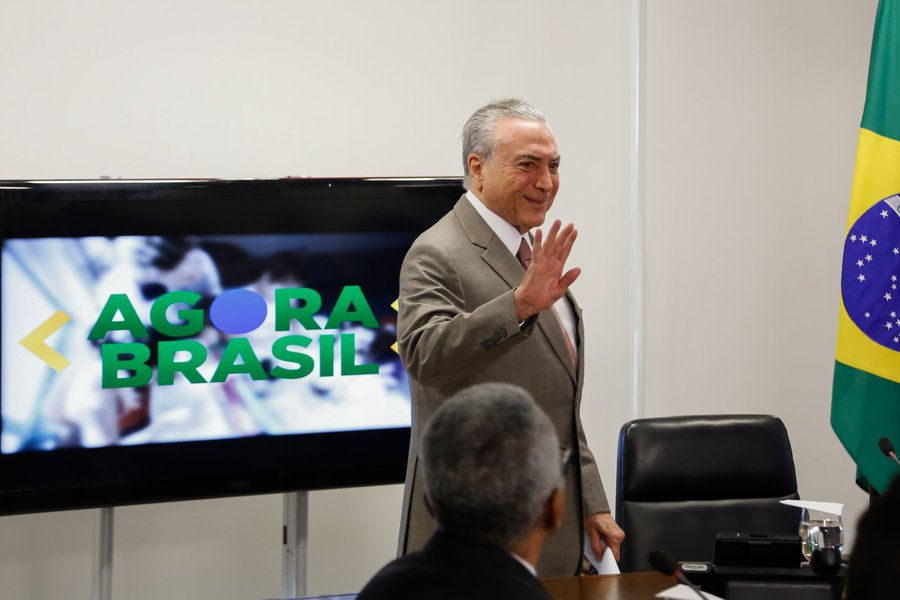 (Brasília - DF, 15/05/2017) Presidente Michel Temer durante Entrevista a Rádios Regionais.. Foto: Marcos Corrêa/PR