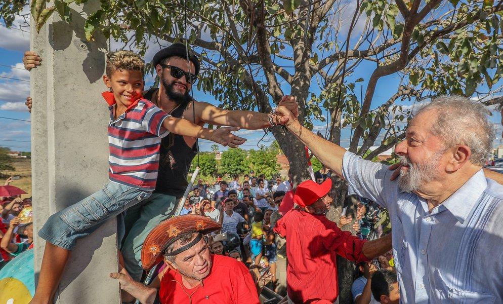 Lula no Ceará