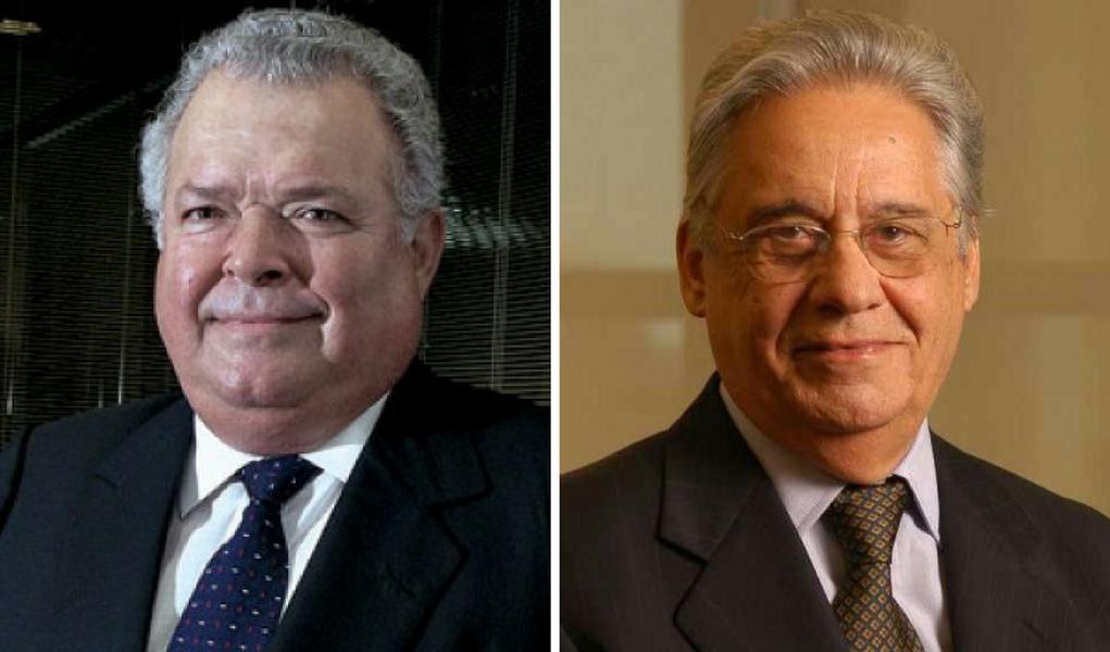 Emílio Odebrecht e FHC, Fernando Henrique Cardoso