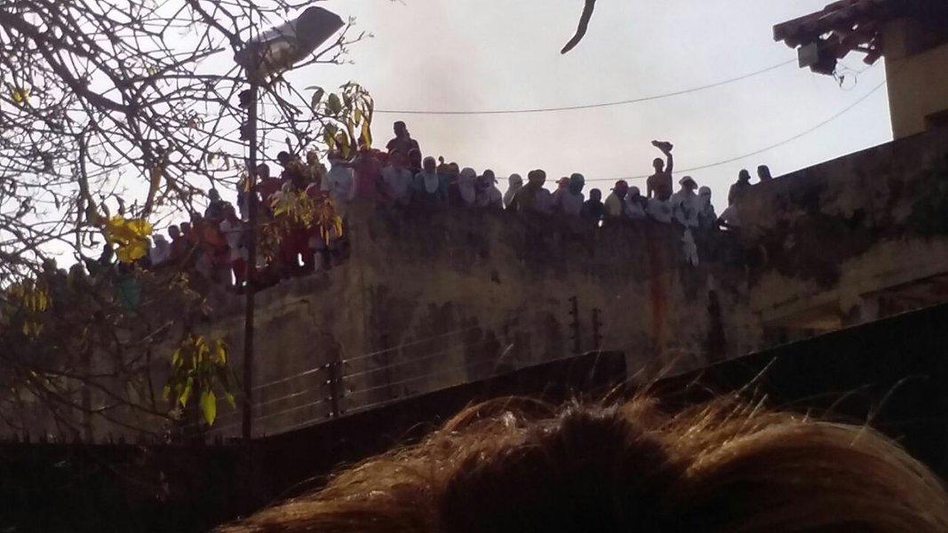 Foto: Sindicato dos Agentes Penitenciários do Piauí