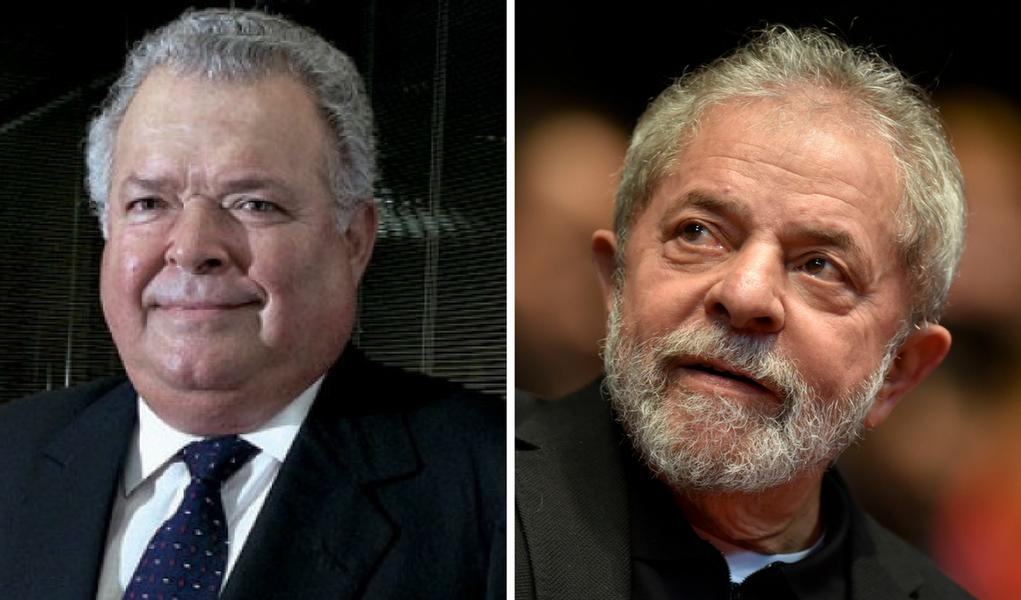 Emílio Odebrecht Lula