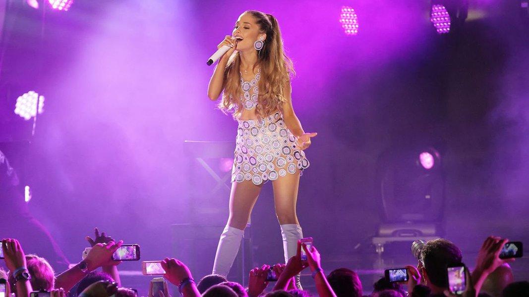 Cantora pop Ariana Grande