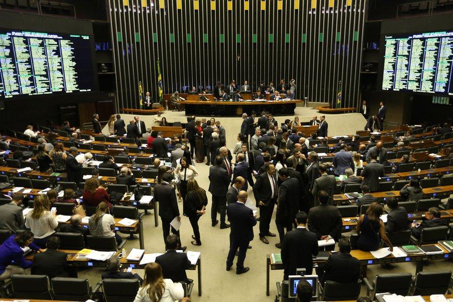 Câmara PEC reforma política coligações