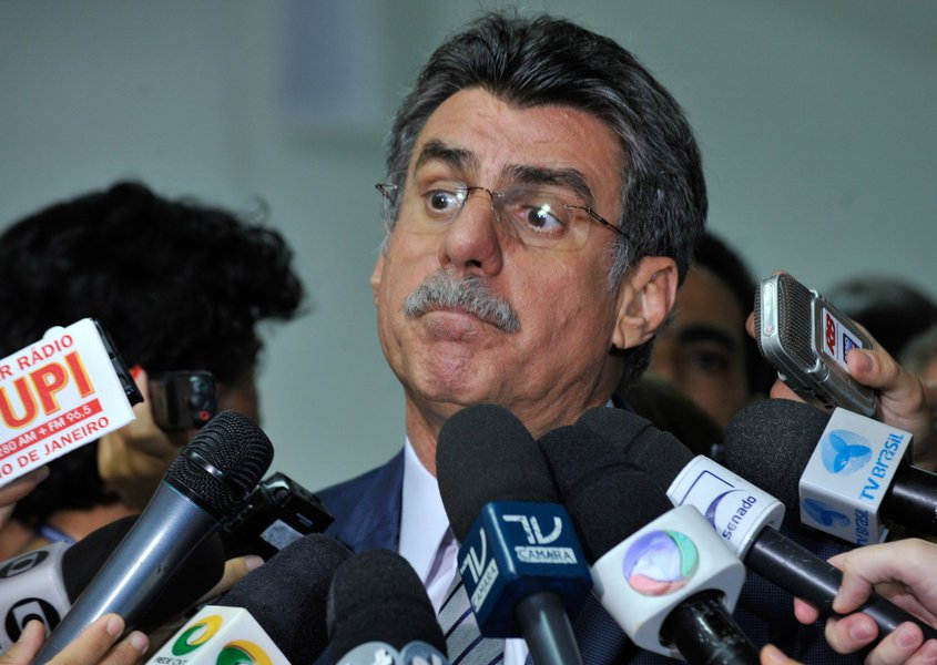 Senador Romero Jucá (PMDB-RR)
