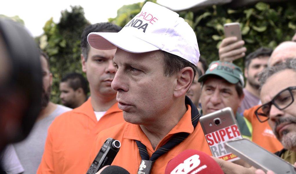 Prefeito João Doria