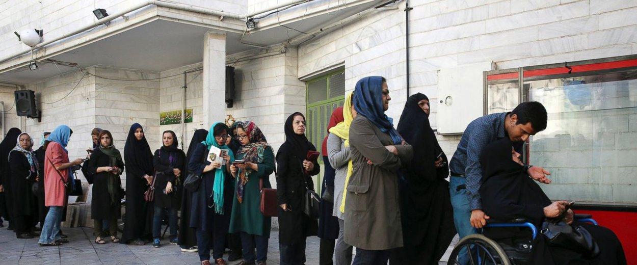 Eleições presidenciais iranianas; Irã