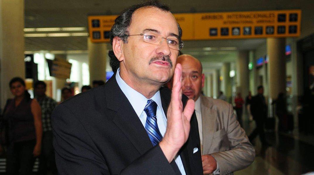 Citado em escândalo da Odebrecht, controlador-geral do Equador, Carlos Pólit, renuncia ao cargo