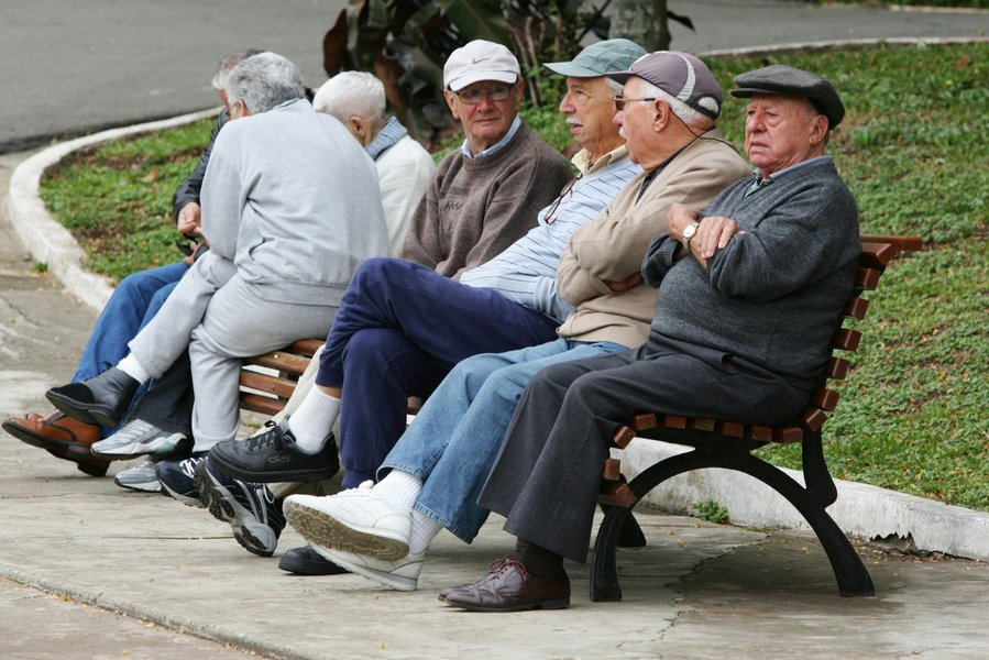 Idosos, velhos, velhice, aposentadoria Cr�dito:MONALISA LINS/AG�NCIA ESTADO/AE/Codigo imagem:29880