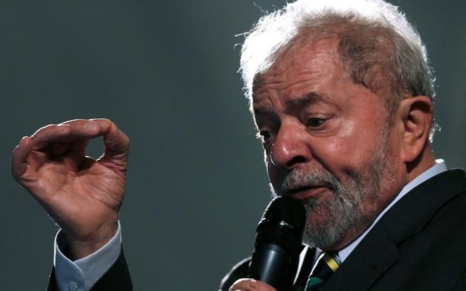 Ex-presidente Luiz Inácio Lula da Silva. 10/05/2017 REUTERS/Paulo Whitaker