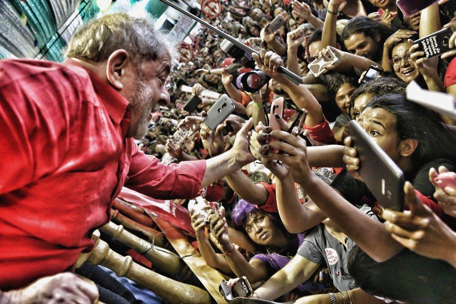 Lula no Rio