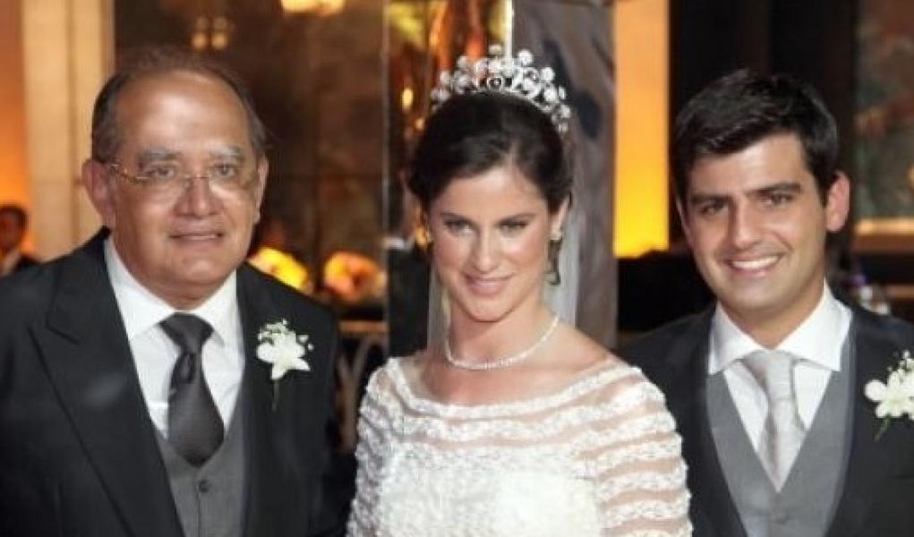 Gilmar Mendes família barata