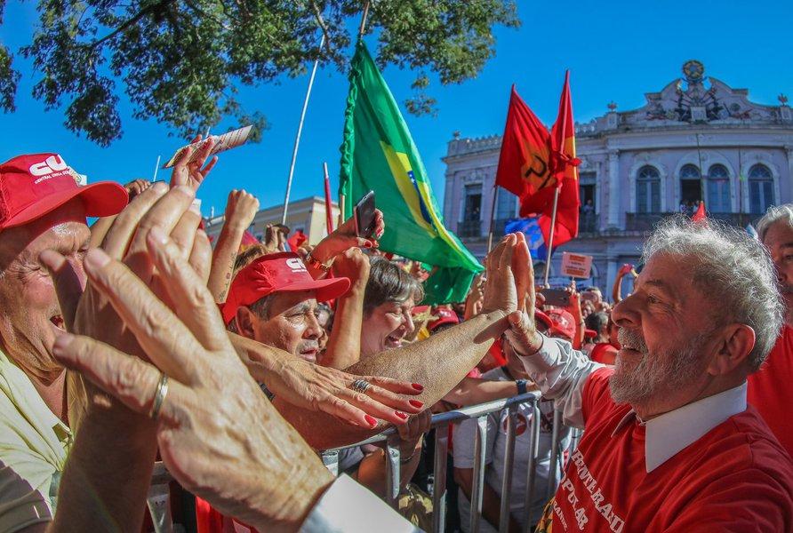 Lula em Rio Grande