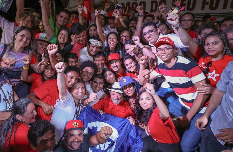 Lula em Terezina (PI)