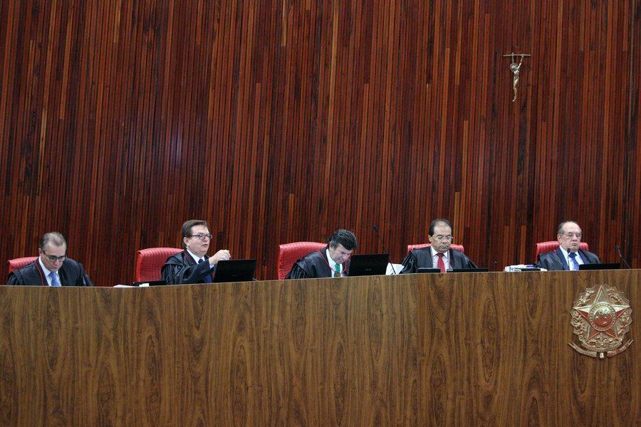 09/06/2017- Brasília- DF, Brasil- Sessão plenária do TSE para julgamento da Aije 194358. Foto: Roberto Jayme/Ascom/TSE