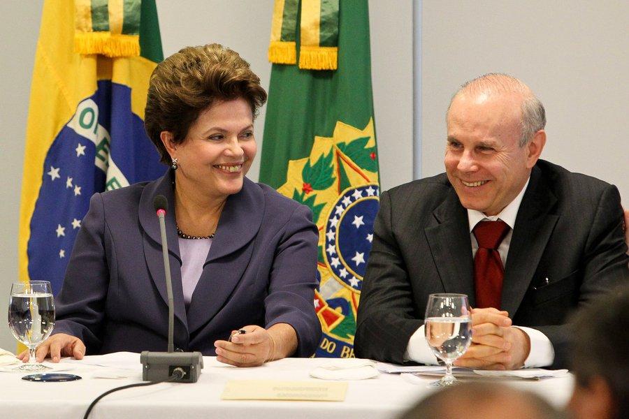 Brasília-DF, 02/08/2011. Presidenta Dilma Rousseff durante Reunião com membros do Fórum Nacional da Indústria. Foto: Roberto Stuckert Filho/PR.