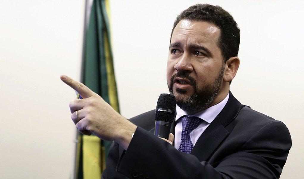 Brasília - O ministro do Planejamento; Dyogo Oliveira participa da comissão sobre a a reforma da Previdência (Fabio Rodrigues Pozzebom/Agência Brasil)