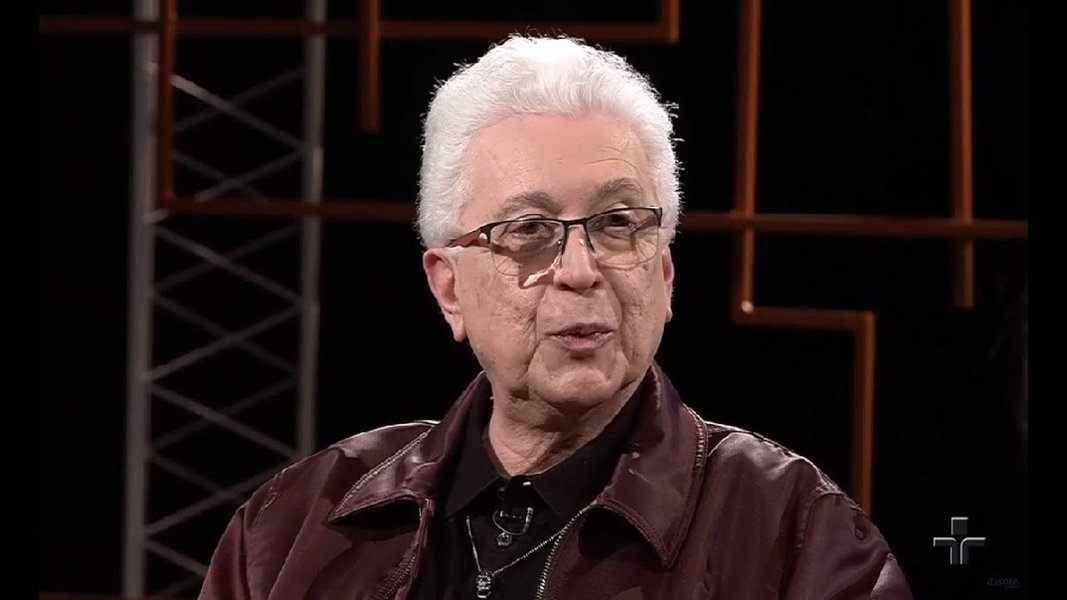 Escritor e autor de novelas Aguinaldo Silva